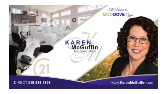 Karen McGuffin - Real Estate Agent